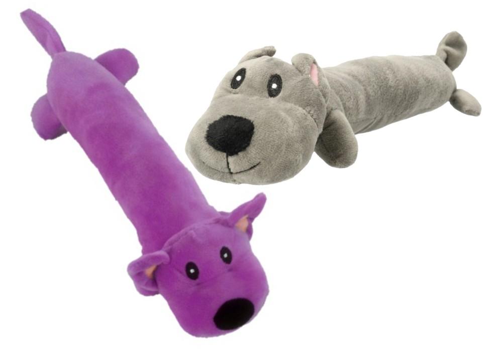 Dogman Plyschhund Karo, Grå