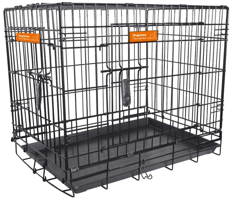 Dogman Stålbur Premium  L
