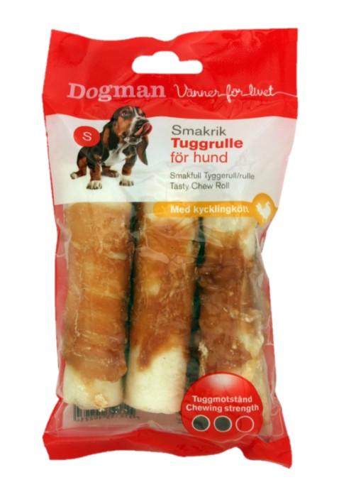 Dogman Tuggrulle 3-pack