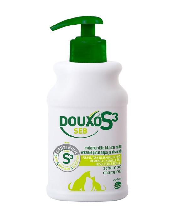 Douxo Ceva S3 Seb Schampo 200 ml