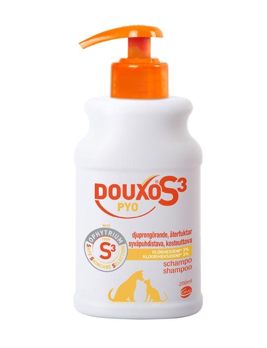Douxo Ceva S3 Pyo Schampo, 200ml