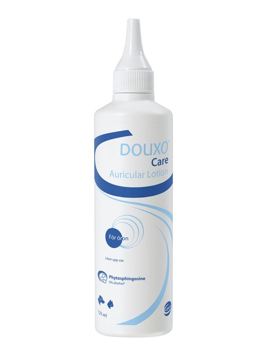 Douxo Care Auricular Lotion 125ml
