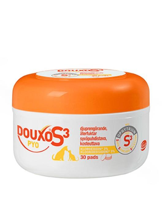 Douxo Ceva S3 Pyo Pads 30-pack
