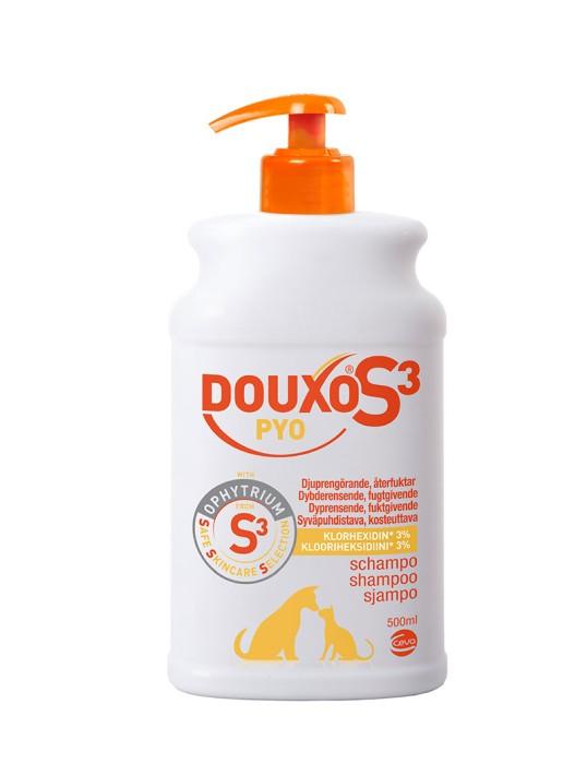 Douxo Ceva S3 Pyo Schampo 500 ml