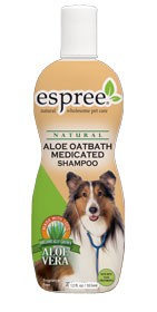 Espree Aloe Oatbath Medicated Schampo 355ml