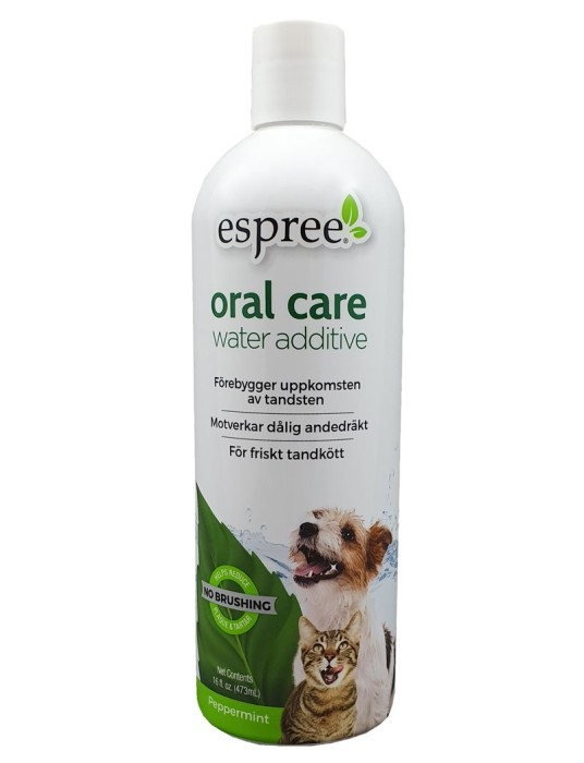 Espree Oral Care Water Additive – Peppermint