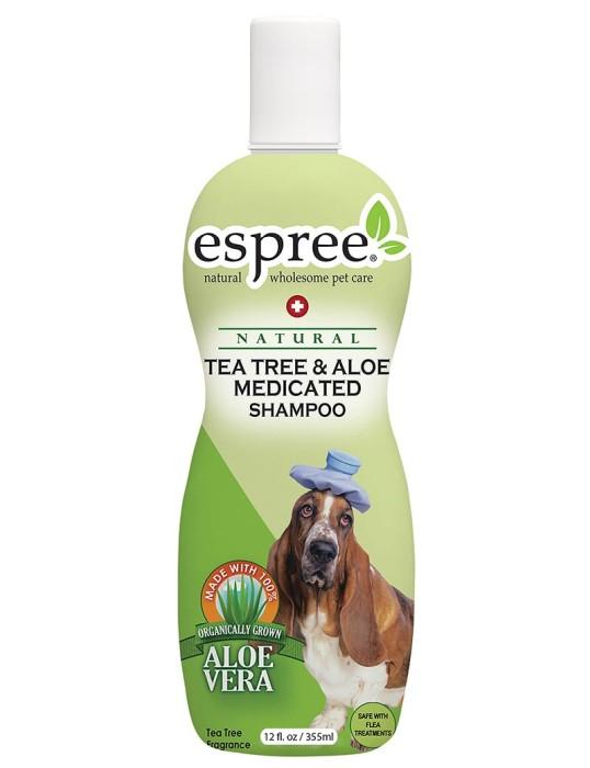 Espree Tea Tree & Aloe Schampo 355ml