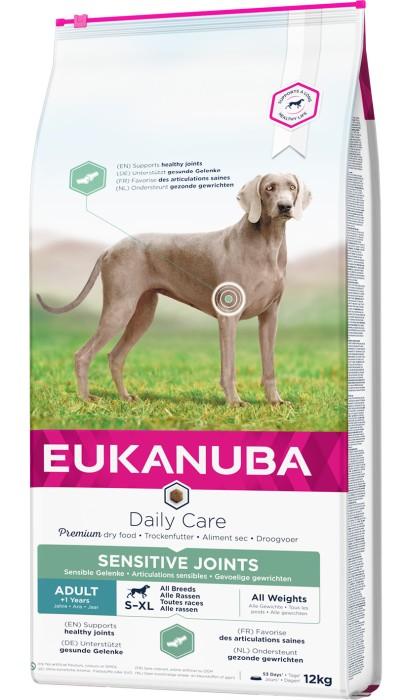 Eukanuba Daily Care Sensitive Joints, 12kg