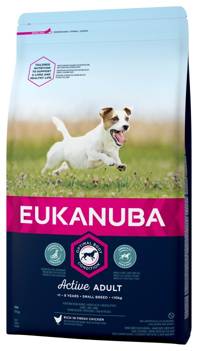 Eukanuba Adult Small 18kg