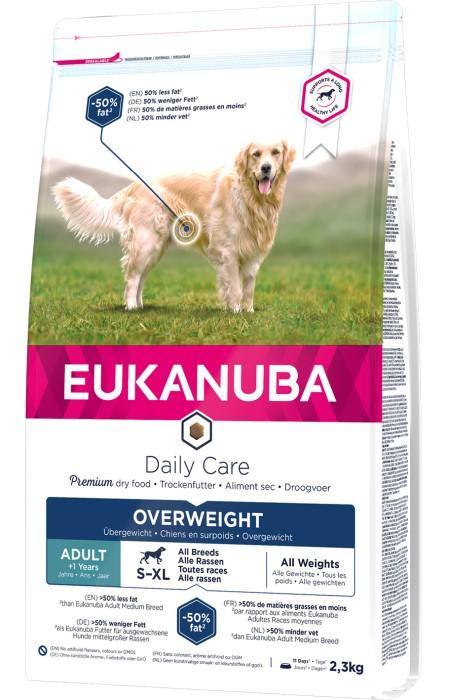 Eukanuba Daily Care Overweight, Sterilised 2.5kg