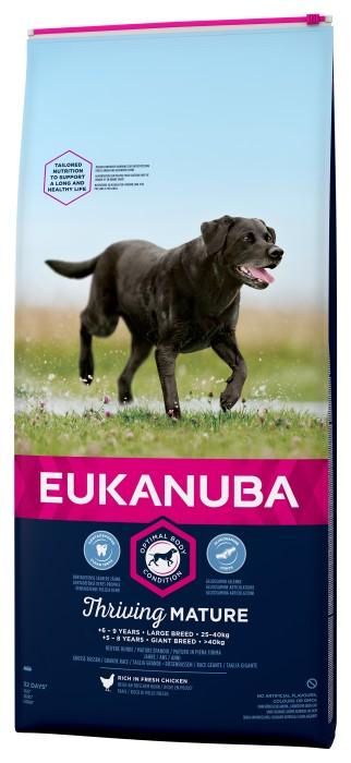 Eukanuba Mature Large 15kg