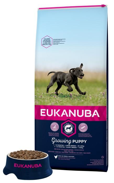 Eukanuba Puppy Large 18kg
