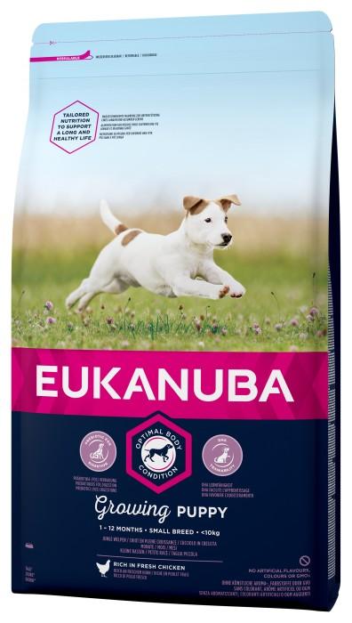 Eukanuba Puppy Small 18kg