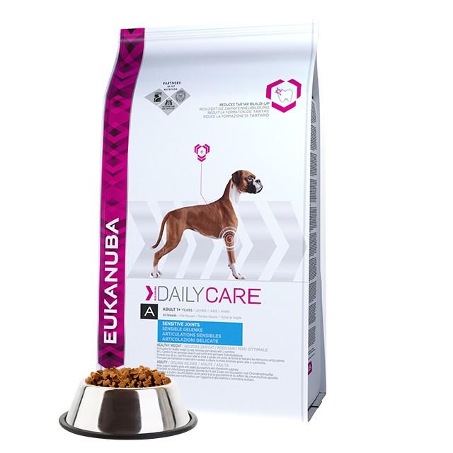 Eukanuba Daily Care Sensitive Joints 12,5kg