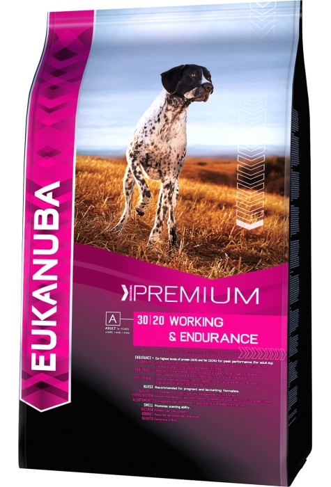 Eukanuba Working & Endurance / Performance 15kg