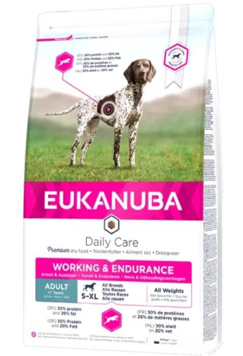 Eukanuba Working & Endurance 15kg