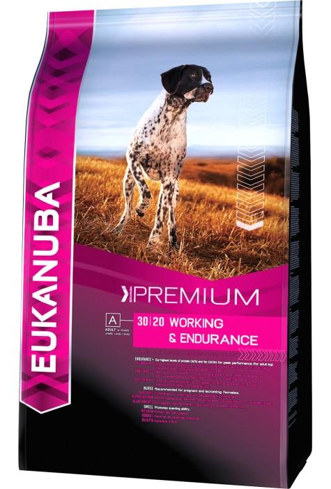 Eukanuba Working & Endurance, 19kg