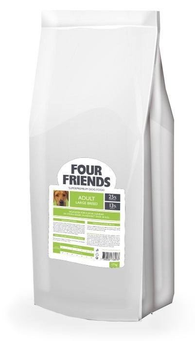 Four Friends Adult Large 17kg