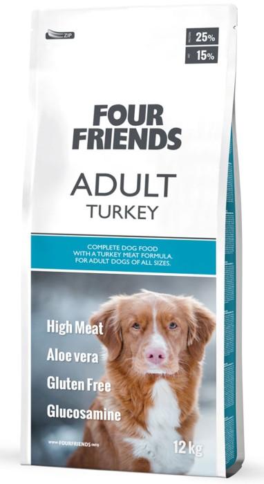 FourFriends Adult Turkey 12kg