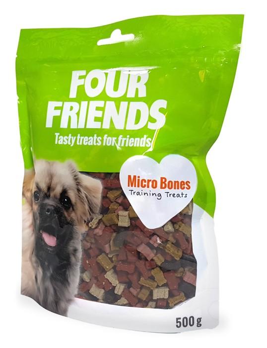 FourFriends Hundgodis 500g