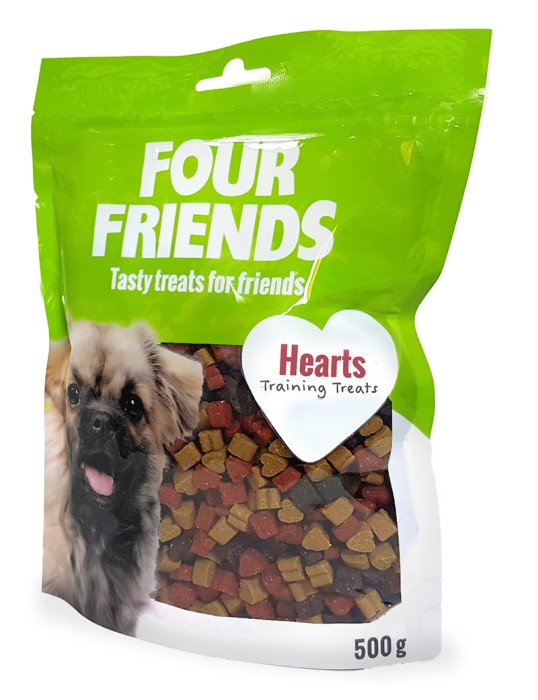 FourFriends Hundgodis 500g