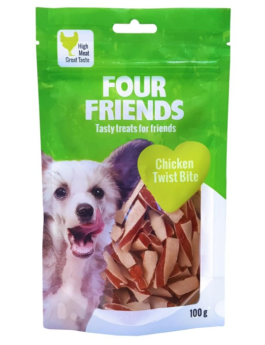 FourFriends Hundgodis 100g