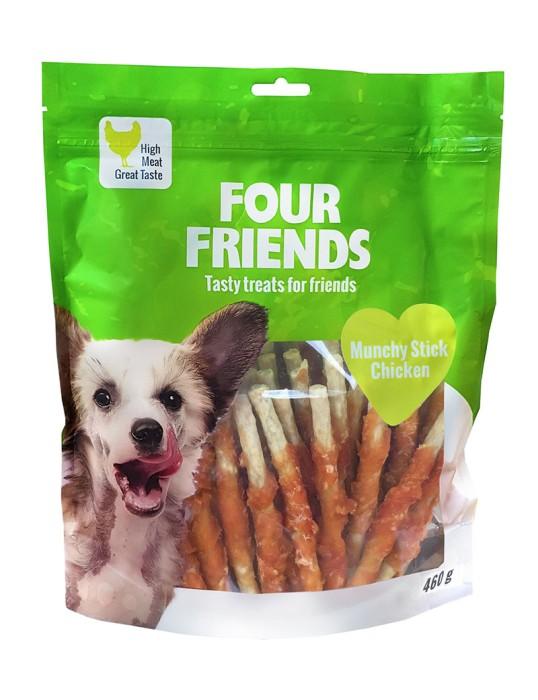 FourFriends Munchy Stick Chicken 460g