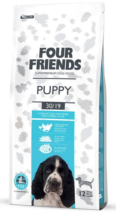 FourFriends Puppy 12kg