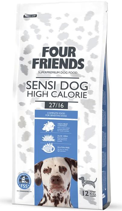 FourFriends Sensi Dog High Calorie, 12kg