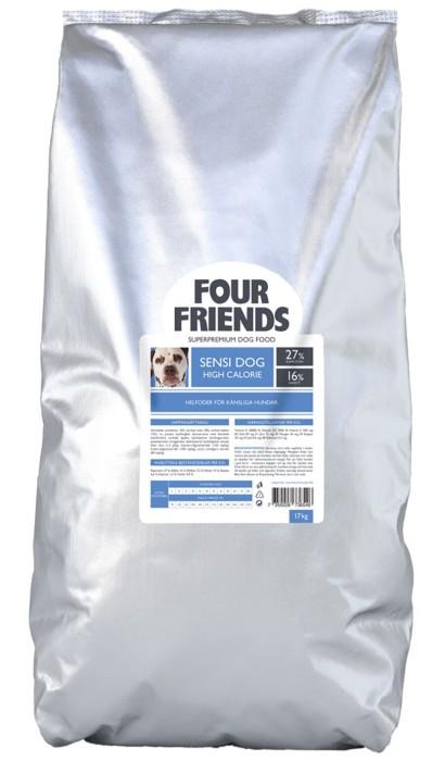 FourFriends Sensi Dog High Calorie 17kg