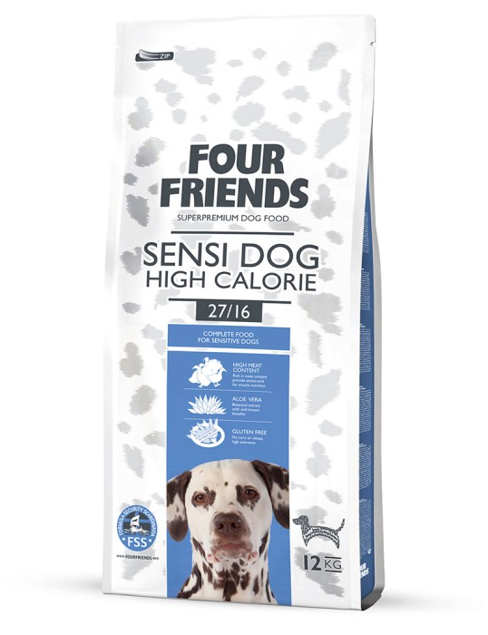 FourFriends Sensi Dog High 17kg