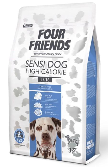 FourFriends Sensi Dog High Calorie 3kg
