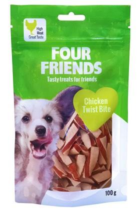 Four Friends Hundgodis 400g