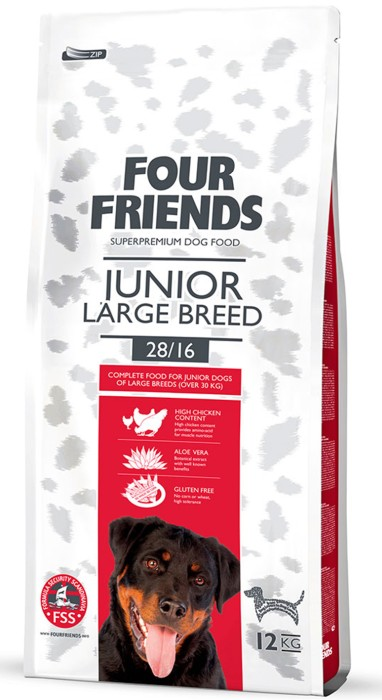 FourFriends Junior L, 12kg
