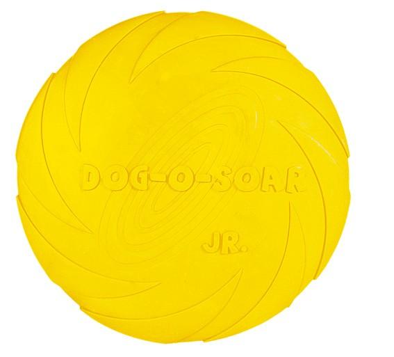 Trixie Frisbee Naturgummi flytande 22 cm