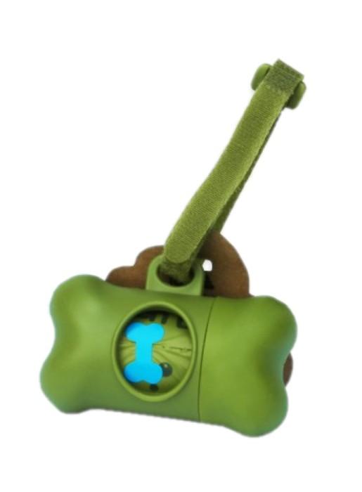 Green Bone Hållare inkl bajspåsar, Parfymfri