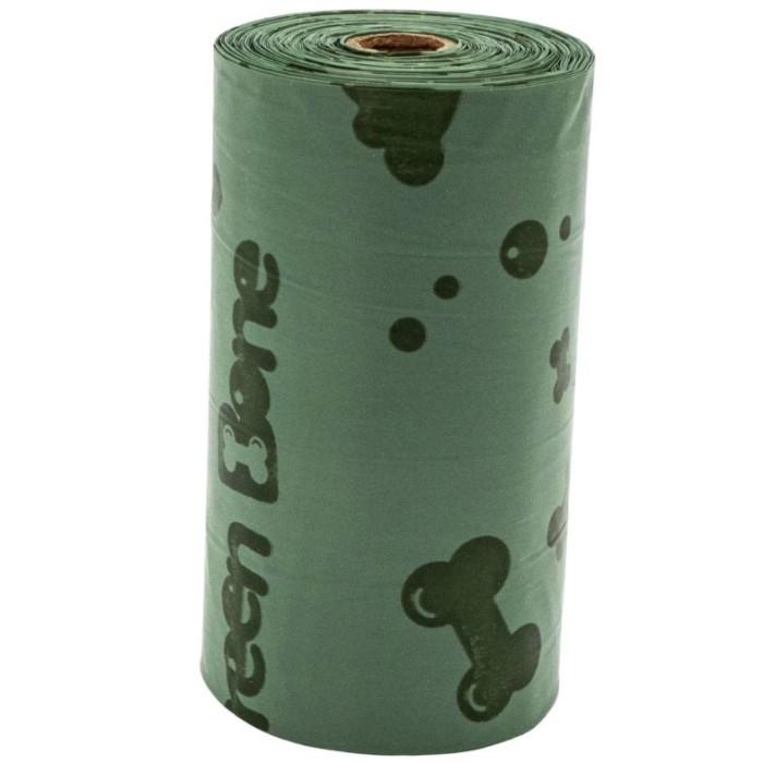 Green Bone Hållare inkl bajspåsar, Lavendel