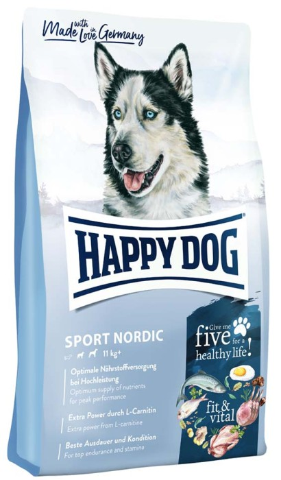 Happy Dog Sport Adult Nordic 28/20, 14kg