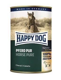 Happy Dog Våtfoder Häst 400g