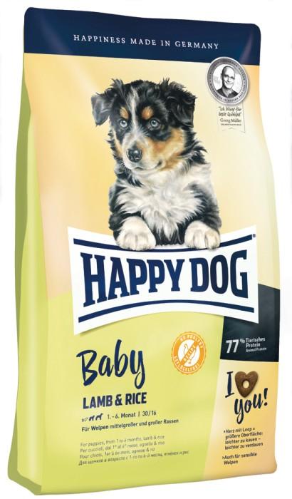 Happy Dog Baby Lamb & Rice, 10kg
