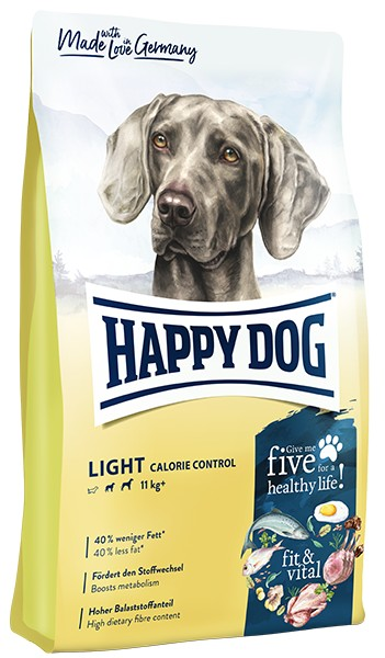 Happy Dog Light Gluten-Free 12kg