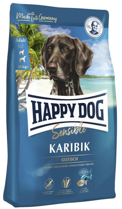 HappyDog Sens. Karibik GrainFree 12.5kg