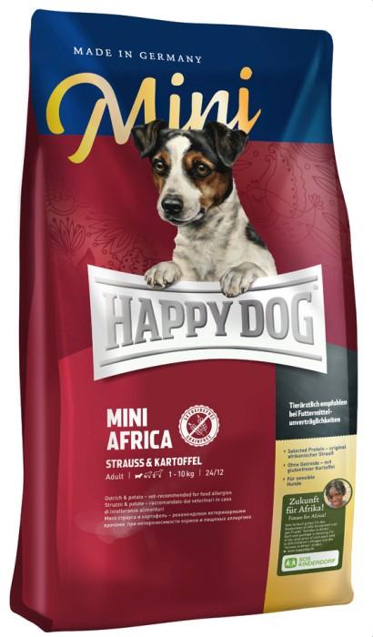 Happy Dog Sens. Mini Africa GrainFree 4kg