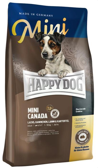 Happy Dog Canada Mini GrainFree 4kg
