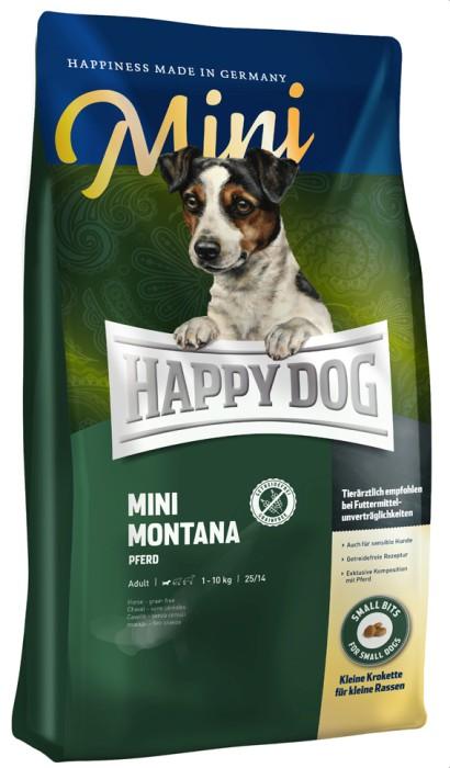 Happy Dog Sens. Mini Montana GrainFree 4kg