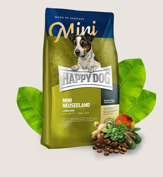 Happy Dog Sens. Mini Neuseeland 4kg