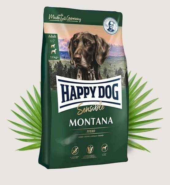 Happy Dog Sens. Montana GrainFree 10kg
