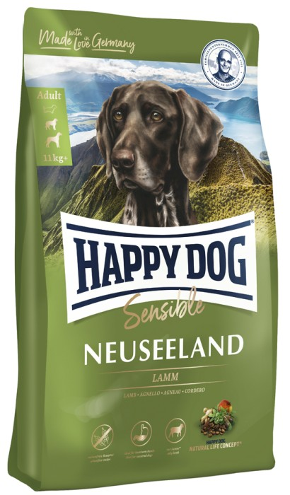 Happy Dog Sens. Neuseeland 12.5kg