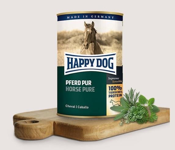Happy Dog Våtfoder 400g