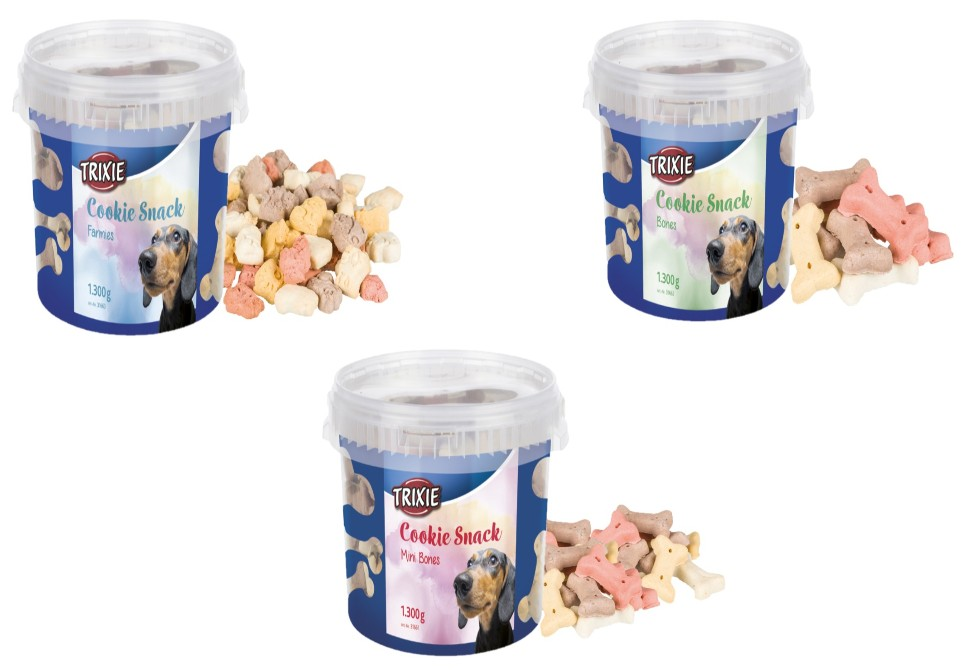 Hundkex Trixie Cookie Snack, 1,3kg